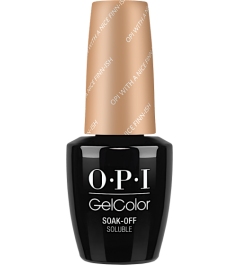 OPI with a Nice Finn-ish (Nordic)