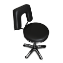 XY4 3636 Ruby Black Chair
