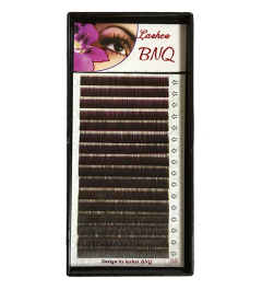 BNQ Eyebrow Mix 0.10x(5,6,7,8mm)