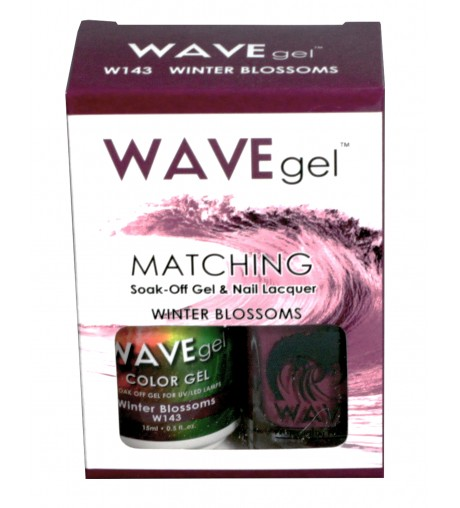 WAVE GEL MATCHING W143