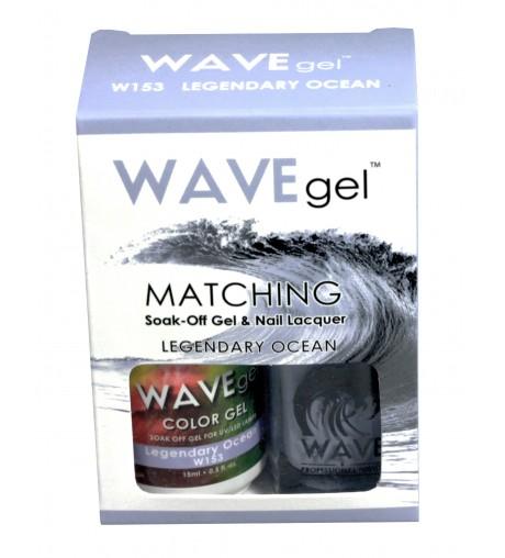 WAVE GEL MATCHING W153