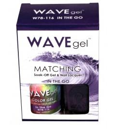 WAVE GEL MATCHING W78116