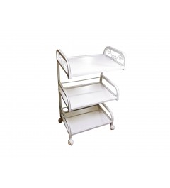 XY 131 White Trolley