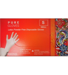 Pure Gloves Latex S