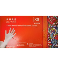 Pure Gloves Latex