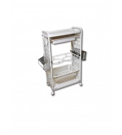 XY 113 White Trolley