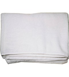 Spa Bath Towel White