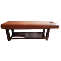 XY 6288-116 W Massage Bed Brown