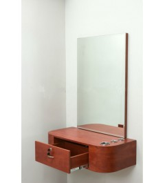 HGT-18135 Mirror Station Wood