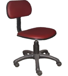 XY 5178 Chair Burgundy
