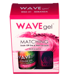 WAVE GEL MATCHING W0251