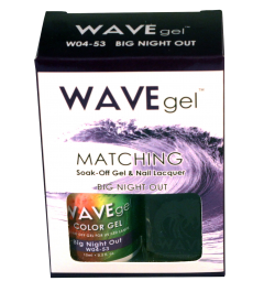 WAVE GEL MATCHING W0453