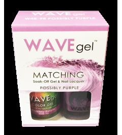 WAVE GEL MATCHING W4898