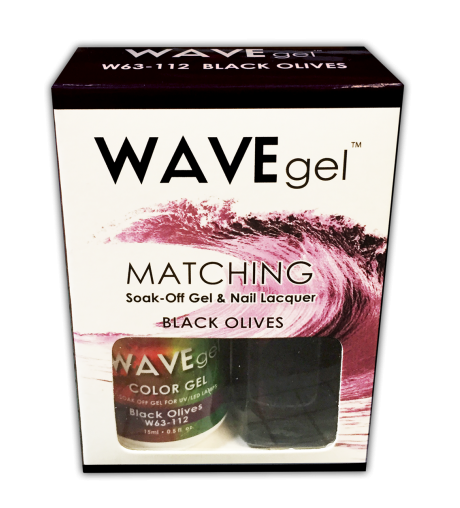 WAVE GEL MATCHING W63112