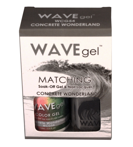 WAVE GEL MATCHING WCG54