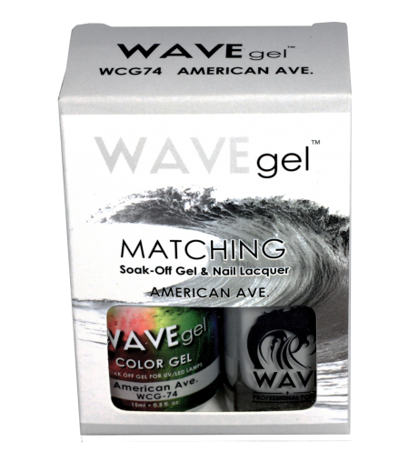 WAVE GEL MATCHING WCG74