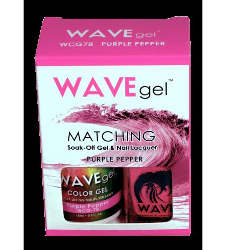 WAVE GEL MATCHING WCG78