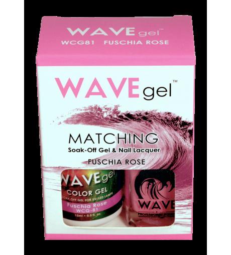 WAVE GEL MATCHING WCG81