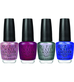 OPI Mini Polish 4pcs