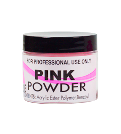 Acrylic Pink Powder Intense 2oz