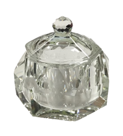 KL Crystal Powder Jar 4oz