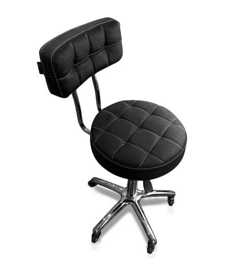 JZ 003/99 Stool Black Chair