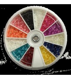 Nail Art Pearls Wheel