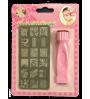 Nail Art Stamp Set