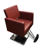JZ 006-82 Styling Chair Burgundy