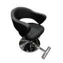 JZ C-25 Styling Chair Round