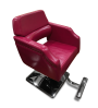 JZ C-36 Styling Chair Red Big