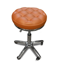 JZ U-25 Stool Orange