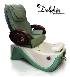 Dolphin K-22 Air Massage Chair Amanda Tub