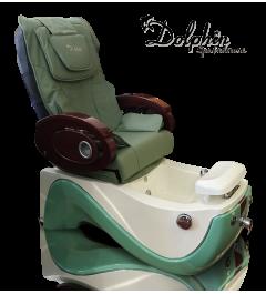 Dolphin K-22 Air Massage Chair Amanda Tub