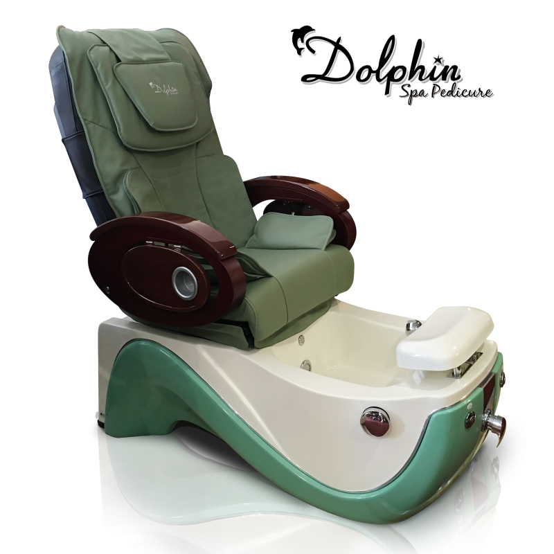 Dolphin K-22 Air Massage Chair Amanda Tub - NYDC Beauty Supply