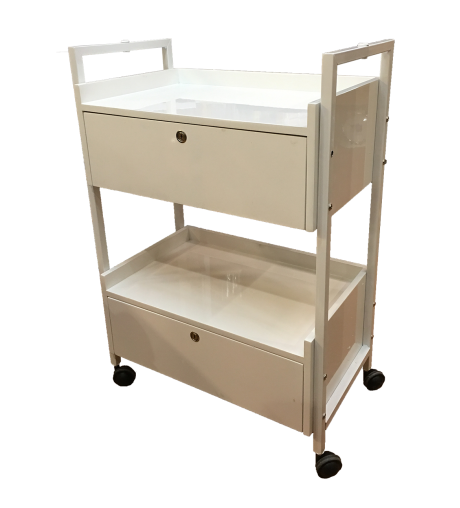 XY Trolley White 5013 568-108