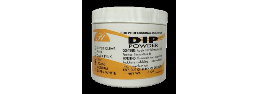 Dip powder